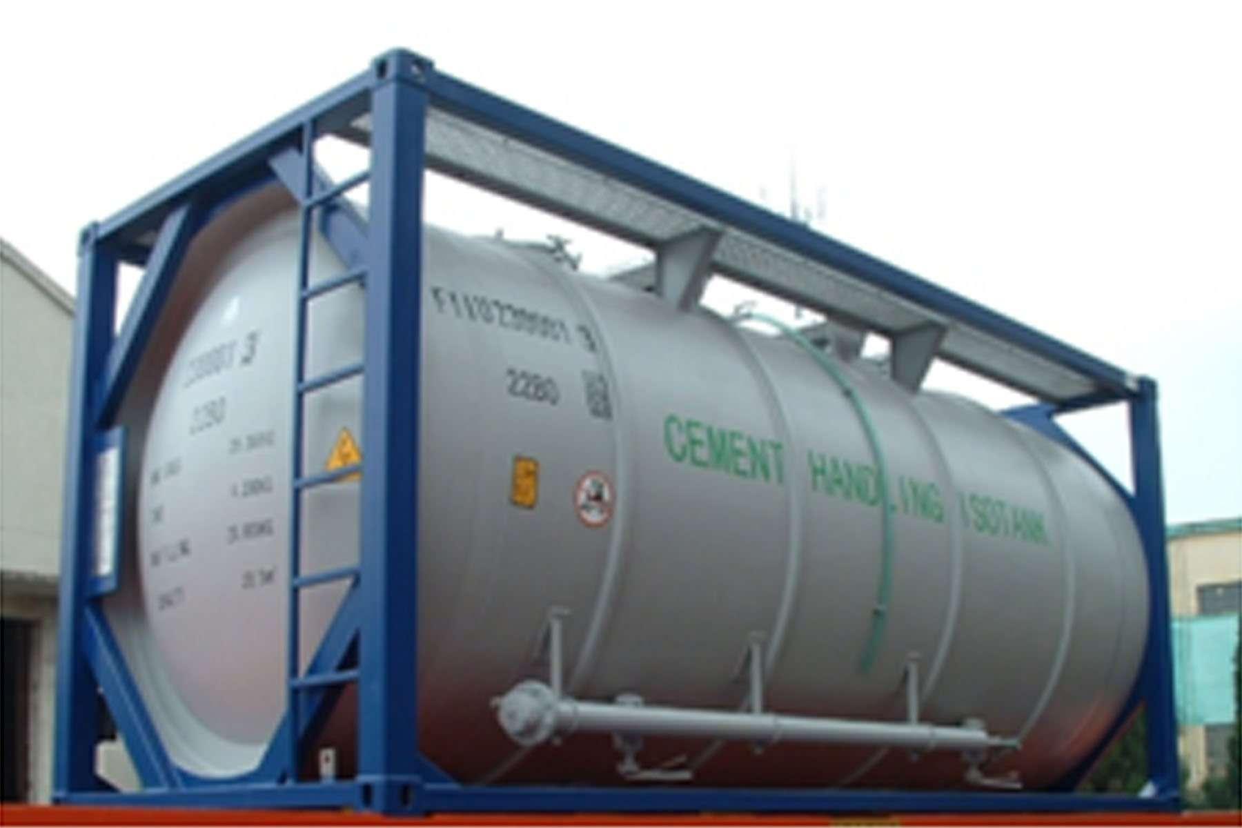 Cement Tank