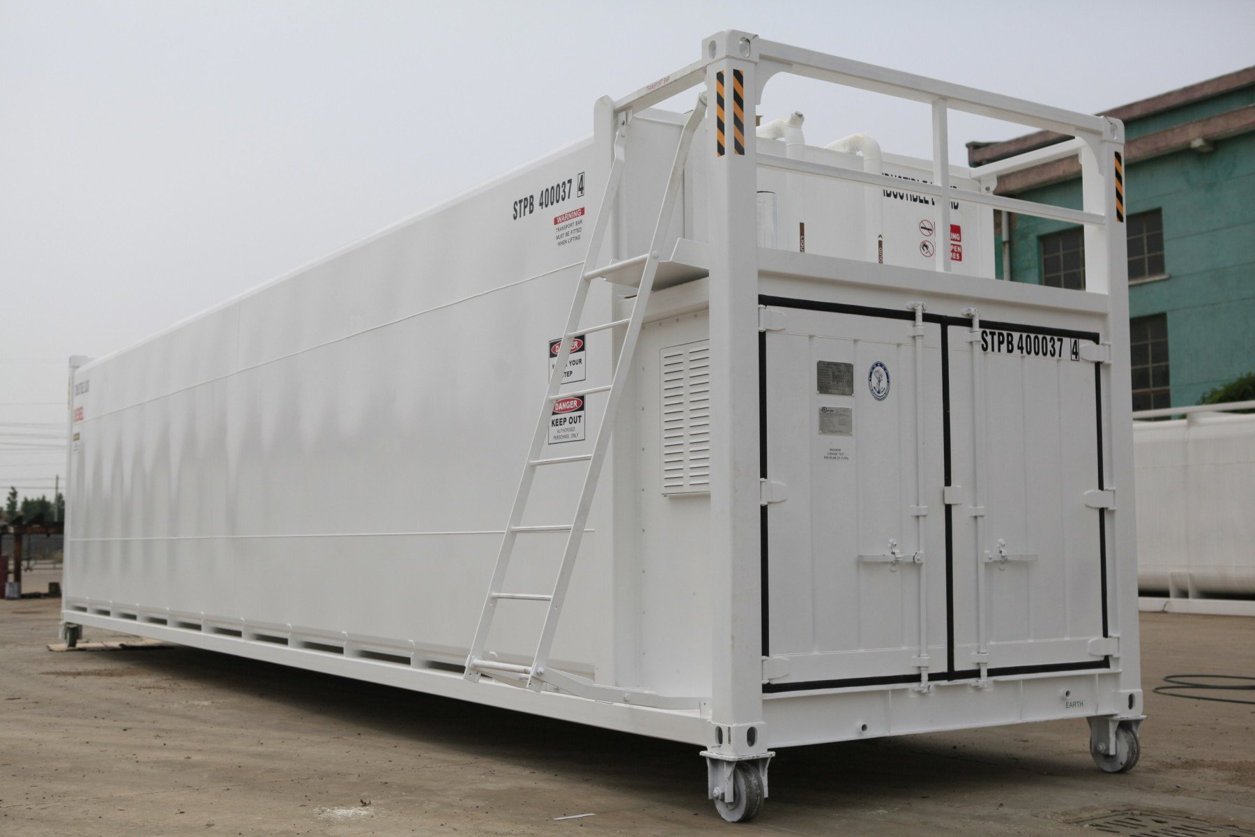 Conlift container solutions